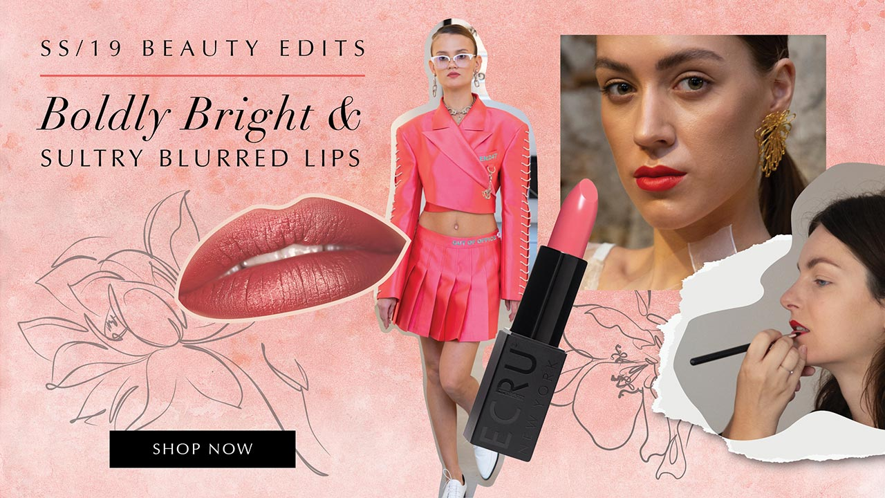 Beauty Edits Boldly Bright & Sultry Blurred Lips