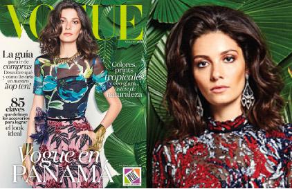 Vogue Mexico 2015
