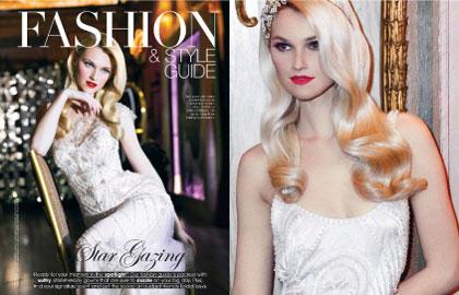Bridal Guide Magazine / July 2015
