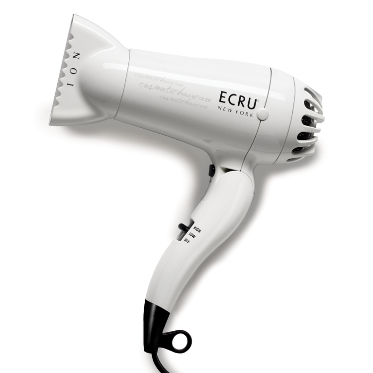 Travel Hair Dryer with Complimentary Silk Nectar Serum